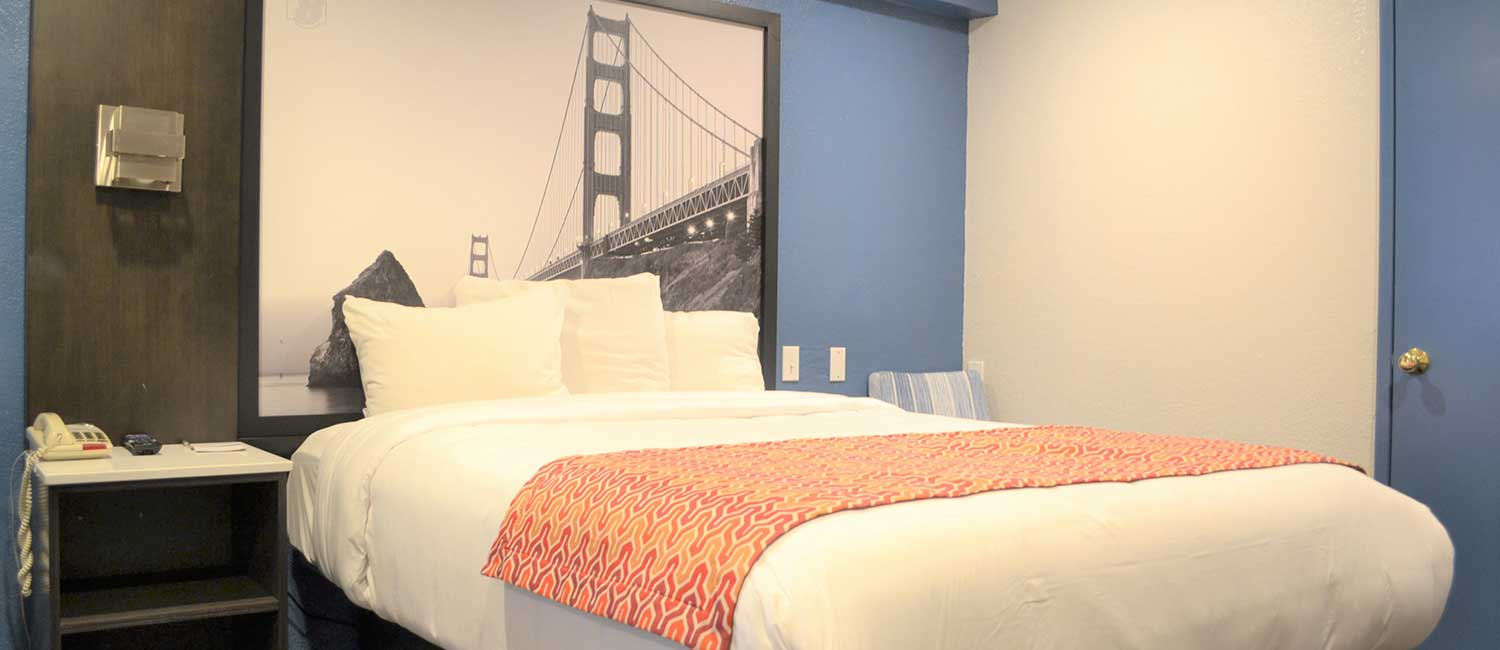 Affordable Hotel Rooms in San Francisco