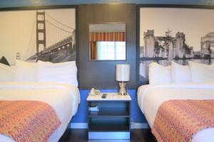 Super8 Hotel - 2 Beds